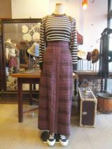 Girly Folklore ~フォークロアスタイル~ 03  ラメ入りロングスカートがポイント^^  http://www.fripe.jp/original17.html