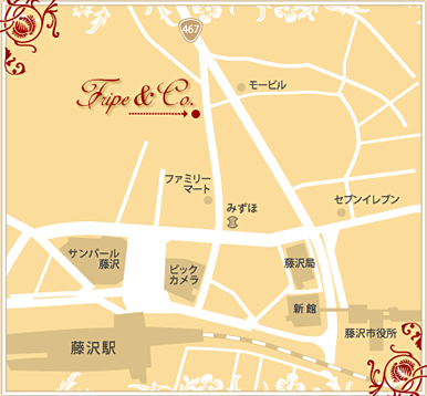 神奈川県藤沢市藤沢577 コトブキビル1F