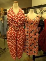 Fripe&co. ~オススメスタイル~ 05 ★ RED DRESSES ★  http://www.fripe.jp/original23.html